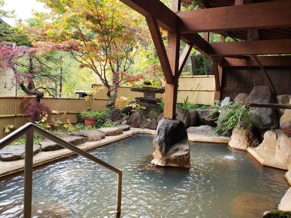 濁河温泉 貸切風呂