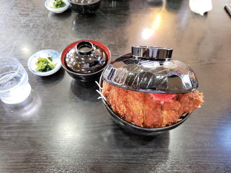 明治亭 ソースカツ丼